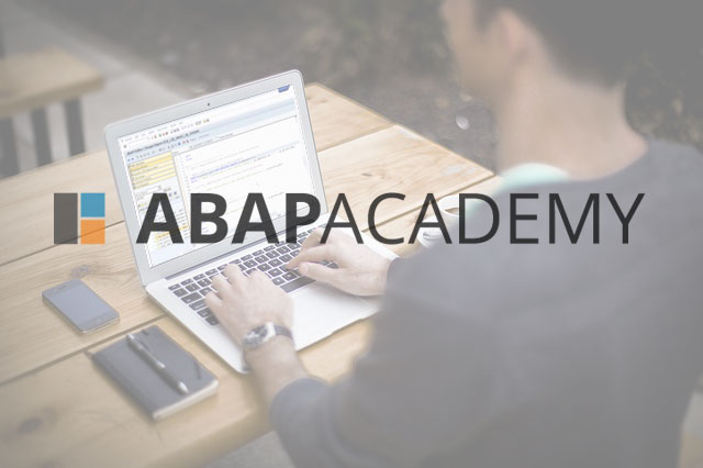 WANT TO LEARN ABAP? Check out free ABAP StarterKit Online Training and gain real programming and administration skills in SAP.