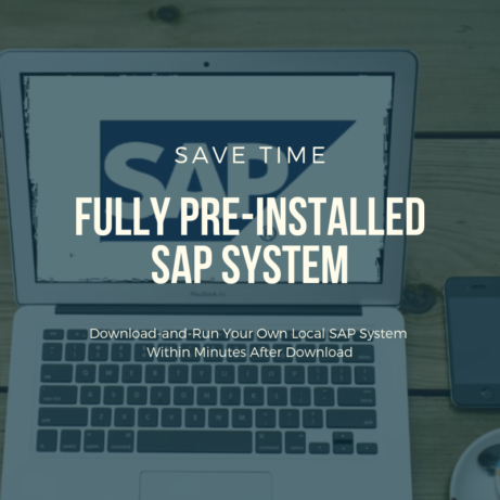 Download-and-Run Your Own Local SAP System Within Minutes After Download