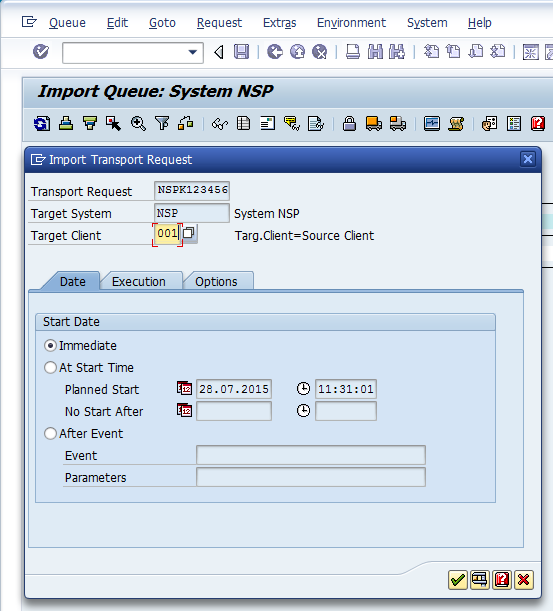 How to Import Objects to SAP System? - ABAP AcademyABAP Academy